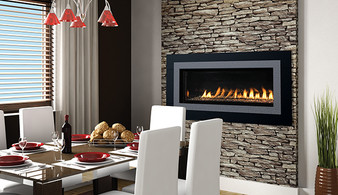 Superior VRL 4543 Vent Free Fireplace