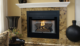 Superior BRT 4336 Vent Free Fireplace