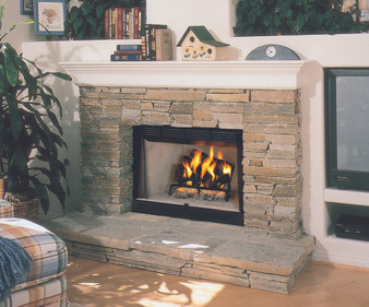 Superior WRT/WCT  2036 Wood Fireplace