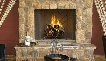 Superior WRE 6042 Outdoor Wood Burning Fireplace