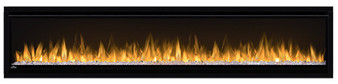 Napoleon Alluravision 74 Slimline Electric Fireplace
