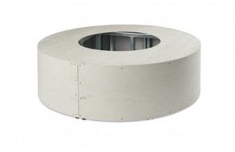 """Outdoor Great Room 60"""" Round Ready-to-Finish Fire Pit Table Base"""