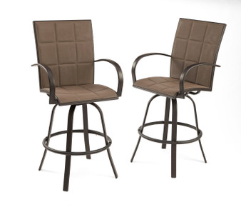 Outdoor Great Room Empire Barstools