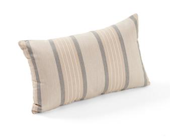 Outdoor Great Room Cove Pebble Lumbar Pillow