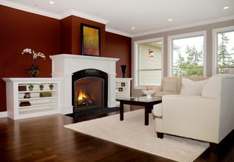 "Heatilator Heirloom 36"" Gas Fireplace"