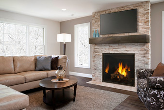 "Heatilator Heirloom 42"" Gas Fireplace"