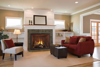 "Heatilator Heirloom 50"" Gas Fireplace"