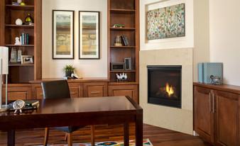 "Heatilator Novus 30"" Gas Fireplace"