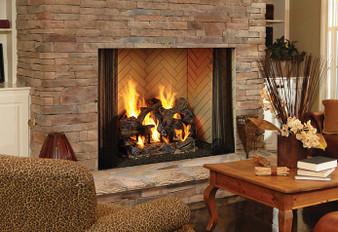 "Heatilator Birmingham 50"" Wood Fireplace"