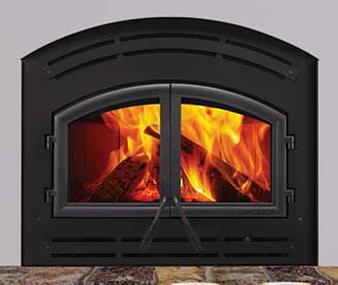 """Heatilator Constitution 40"""" Wood Fireplace"""