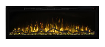 """Modern Flames 100"""" Spectrum Slim-Line Wall Hanging Electric Fireplace"""