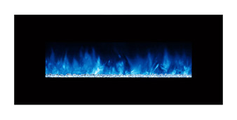 """Modern Flames 60""""Ambiance CLX2 Electric Fireplace"""