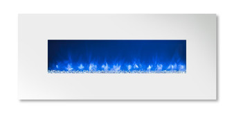 """Modern Flames 100""""Ambiance CLX2 Electric Fireplace"""