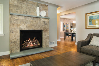 """American Hearth Renegade 36"""" Clean-Face Gas Fireplace"""