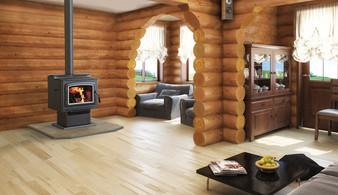 Grandview 300 GL Wood Stove