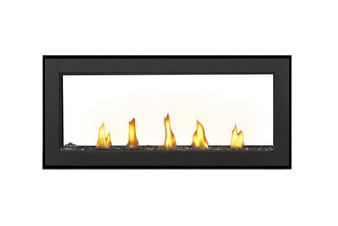 Napoleon Acies 50 See-Thru Gas Fireplace- L50N2