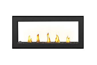 Napoleon Acies 38 See Thru Gas Fireplace-L38N2
