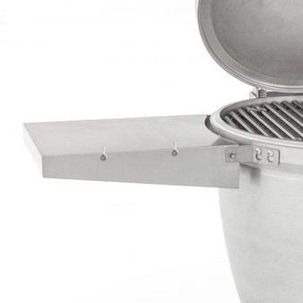 Blaze Shelf Kit for Kamado with Accessory Hooks