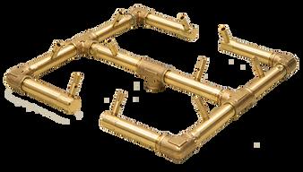 Warming Trends Original Crossfire Brass Burner- CFB120
