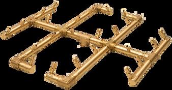 Warming Trends Original Crossfire Brass Burner- CFB290