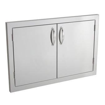 """Summerset Masonry 30"""" Double Door"""