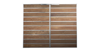 """Madera Delux 40"""" Double Dry Storage Pantry"""