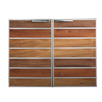 """Madera Delux 30"""" Door Drawer Combo (Gasketed)"""