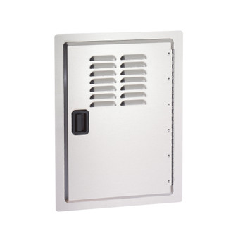 """AOG 20"""" X 14"""" Single Access Door with Louvers"""