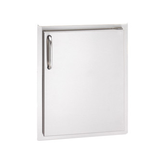 """AOG 20"""" X 14"""" Stainless Steel Single Access Doors"""