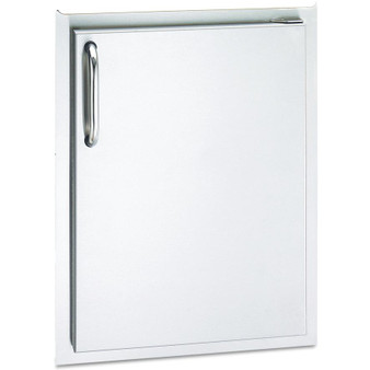 """AOG 24"""" X 17"""" Stainless Steel Single Access Doors"""