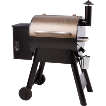 Traeger Pro 22 Pellet Smoker Gill