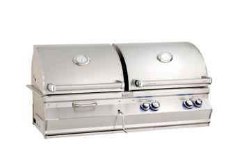 Fire Magic Aurora A830i-7 Gas/Charcoal Built-In Grill