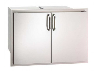 Fire Magic Double Doors w/ Duel Drawers