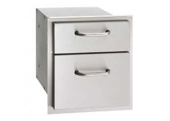 Fire Magic Double Drawer