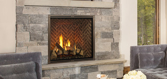 """Majestic  Marquis 42"""" Gas Fireplace"""