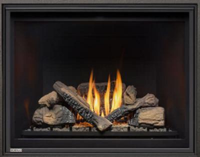 """Montigo Divine 38""""  Direct Vent Gas Fireplace"""