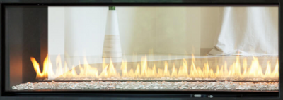 Montigo Exemplar 420 See-Through Direct Vent Gas Fireplace