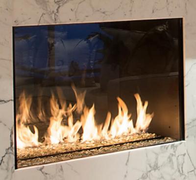 Montigo Exemplar Indoor/Outdoor See-through Gas Fireplace