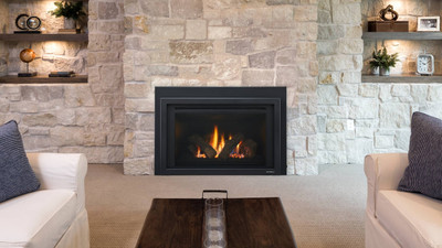 """Heat and Glo Provident 30"""" Gas Insert"""