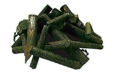 Warming Trends Double Tree-Style Crossfire Brass Burner - CFBDT320