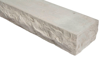 MagraHearth Chiseled Stone Series Concrete Mantels/Stone Hearth