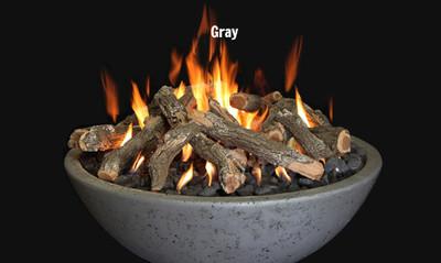 Fire Bowl Grey
