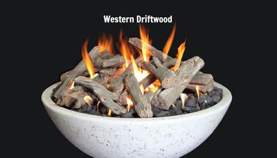 Fire Bowl Western Driftwood
