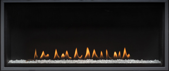 """DelRay Linear 36"""" Direct Vent Gas Fireplace"""