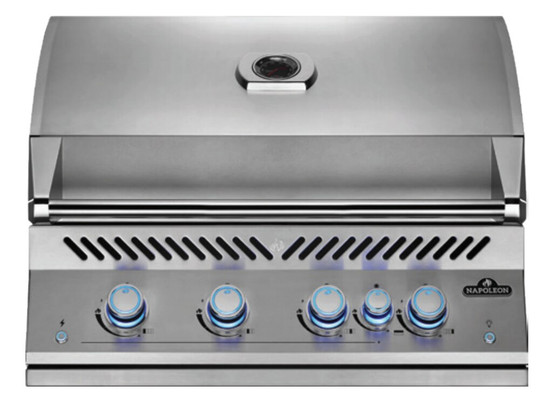 """Napoleon Built-in 700 Series 32"""" Propane Gas Grill"""