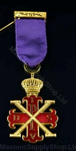 Red Cross of Constantine Sovereign Jewel