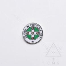Royal Order of Scotland Lapel pin