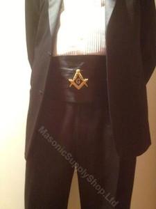 Masonic Cummerbund