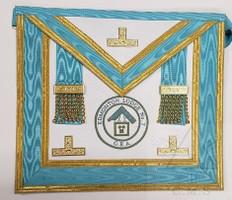 Masonic Past Master apron Centennial