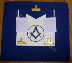District Deputy Grand Master Aprons  with Circle